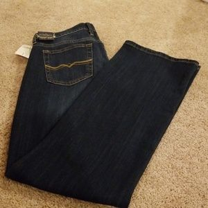 NWT! LUCKY BRAND Easy Rider Boot Cut size 10 Jeans